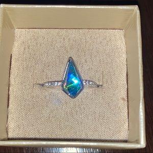 Fragrant Jewels Unicorn Tears ring